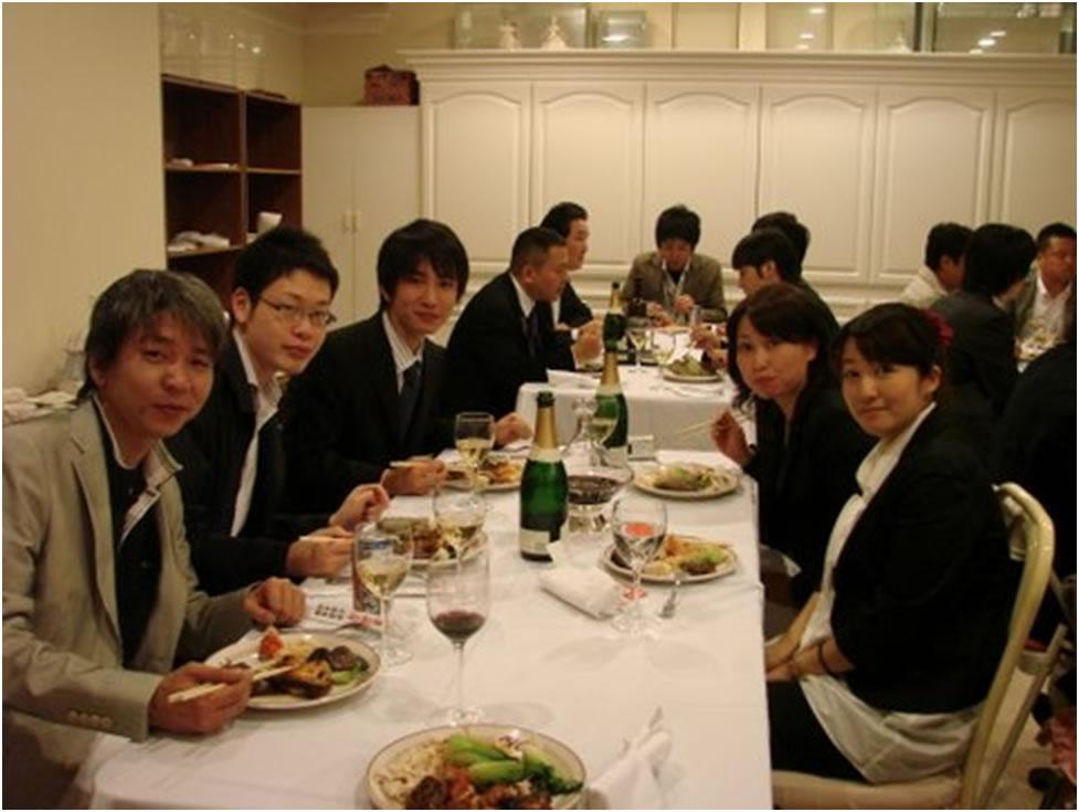 Tie Con 参加の面々。(2007)